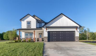 Clarksville Single Family Home For Sale: 624 Farmington