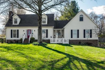 Brentwood Single Family Home For Sale: 1517 Pinkerton Rd