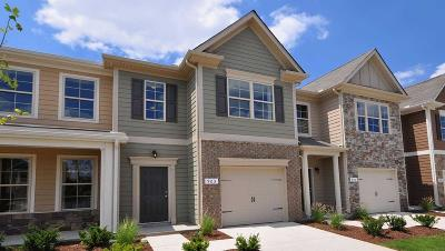 Smyrna Condo/Townhouse Under Contract - Not Showing: 4110 Grapevine Loop #647