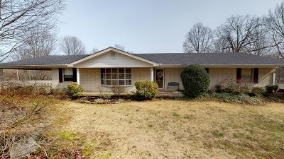 Dickson Single Family Home For Sale: 107 Lone Oak Dr