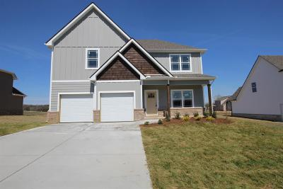 Lavergne Single Family Home Under Contract - Not Showing: 417 Peak Top Trail (Lot 149)