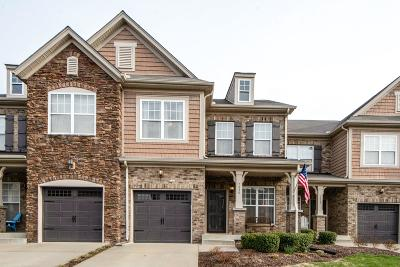 Nolensville Condo/Townhouse Under Contract - Showing: 7830 Kemberton Dr W