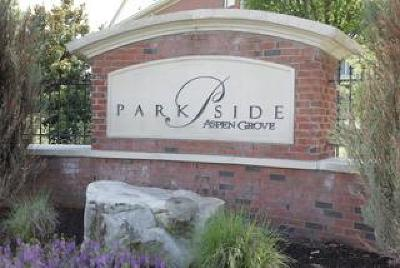 Franklin Condo/Townhouse For Sale: 3201 Aspen Grove Dr Apt J3