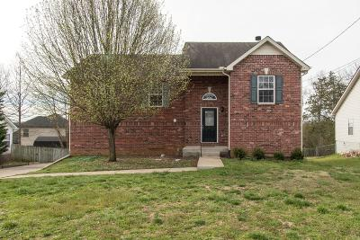 Single Family Home Under Contract - Not Showing: 2132 Academy Way