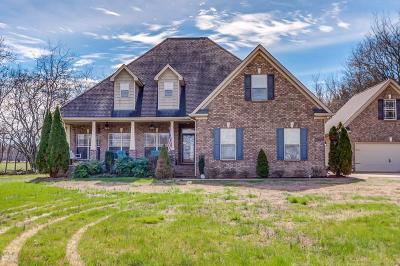 Murfreesboro Single Family Home Under Contract - Not Showing: 4115 Avalon Pl