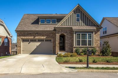 Thompsons Station Single Family Home Under Contract - Showing: 2408 Redwood Trl