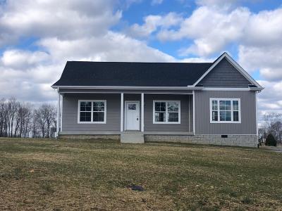 Charlotte Single Family Home For Sale: 875 Hooper Road Lot 22