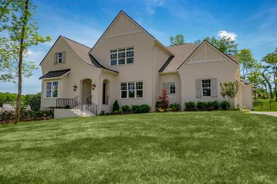 Nolensville Single Family Home For Sale: 449 Oldenburg Rd, Lot # 2213