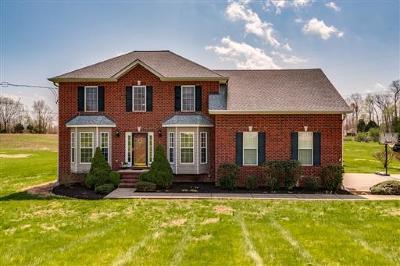 Burns TN Single Family Home For Sale: $369,900