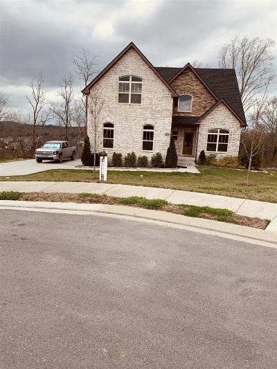 Lavergne Single Family Home Under Contract - Showing: 3245 Potts Xing