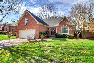 Franklin Single Family Home For Sale: 2280 Winder Cir