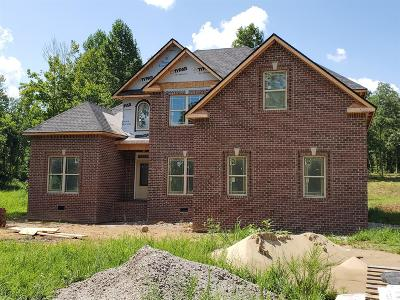 Burns TN Single Family Home Active Under Contract: $343,300