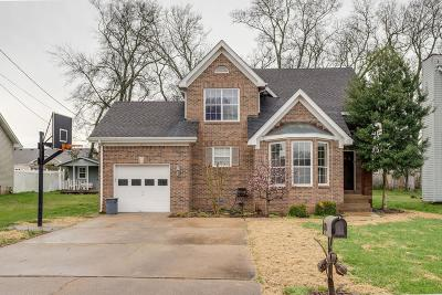 Columbia Single Family Home Under Contract - Showing: 1718 University Dr