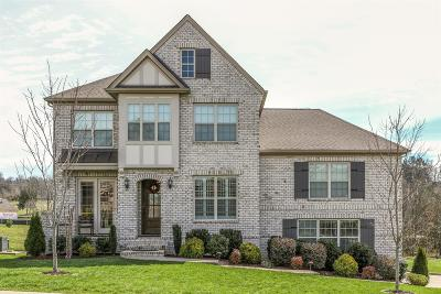Nolensville Single Family Home For Sale: 516 Great Angelica Way