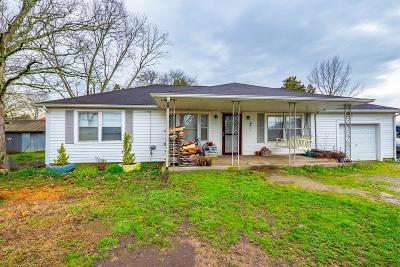 Marshall County Single Family Home For Sale: 827 Wilson School Rd