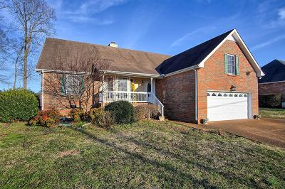 Greenbrier Single Family Home For Sale: 2043 Smith Circle