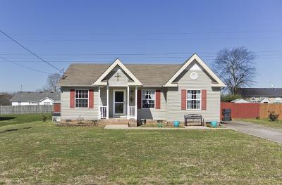 Columbia Single Family Home Under Contract - Not Showing: 107 Kimberly Ct