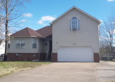 Lavergne Single Family Home Under Contract - Not Showing: 216 Heritage Circle East