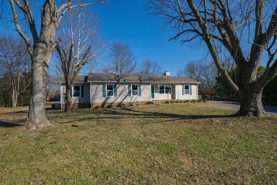 Murfreesboro, Rockvale Single Family Home For Sale: 546 Campfire Dr