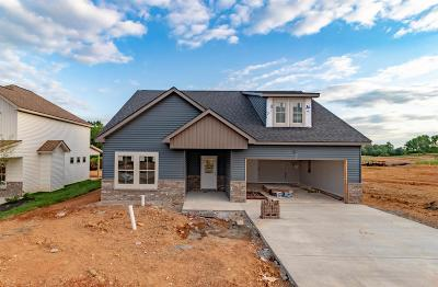 Clarksville Single Family Home For Sale: 71 Reserve At Sango Mills