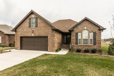 Gallatin Single Family Home For Sale: 448 Lucy Cir