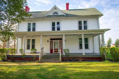 Clarksville Single Family Home For Sale: 1850 Charles Bell Rd