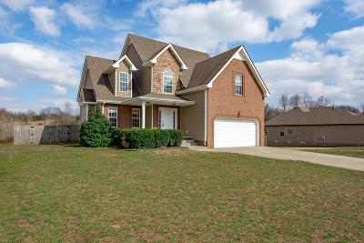 Clarksville Single Family Home For Sale: 1117 York Meadows Rd