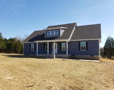 Single Family Home Under Contract - Showing: 122 East Carter Road