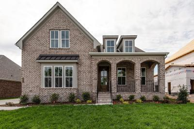 Thompsons Station Single Family Home For Sale: 3651 Martins Mill Rd