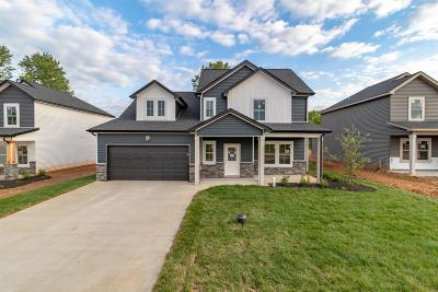 Clarksville Single Family Home For Sale: 67 Reserve At Sango Mills