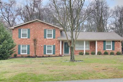 Hendersonville Single Family Home For Sale: 142 Gail Dr