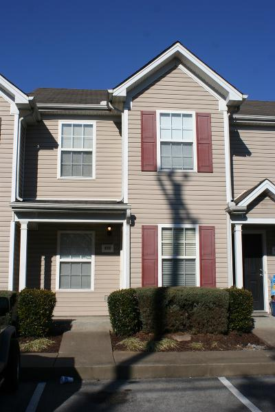 Lavergne Condo/Townhouse Under Contract - Showing: 9010 Nathanael Dr