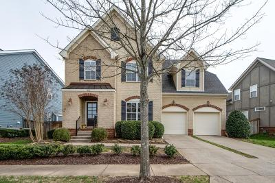 Nolensville Single Family Home Under Contract - Not Showing: 8065 Canonbury Dr