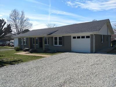 Lawrenceburg Single Family Home Under Contract - Showing: 1501 Liberty Ave
