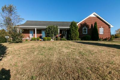 Clarksville Single Family Home For Sale: 3075 Sulphur Springs Rd