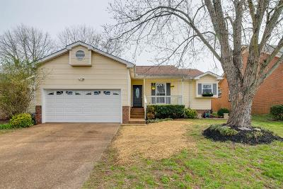 Hendersonville Single Family Home Under Contract - Not Showing: 150 S Birchwood Dr