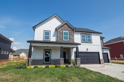 Clarksville Single Family Home For Sale: 625 Farmington