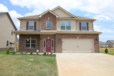 Clarksville TN Single Family Home For Sale: $234,900