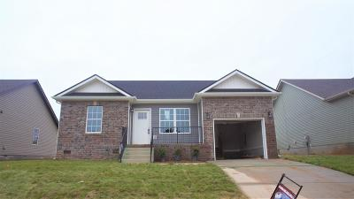 Oak Grove KY Single Family Home For Sale: $159,900