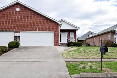 Gallatin Single Family Home Under Contract - Showing: 457 Ellis Way