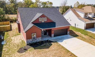 Clarksville Single Family Home For Sale: 69 Reserve At Sango Mills