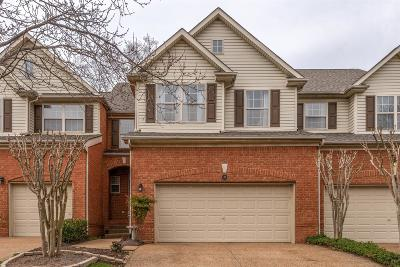 Brentwood Condo/Townhouse Under Contract - Showing: 641 Old Hickory Blvd Unit 12