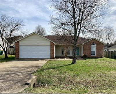 Spring Hill Single Family Home For Sale: 2306 Lance Ln