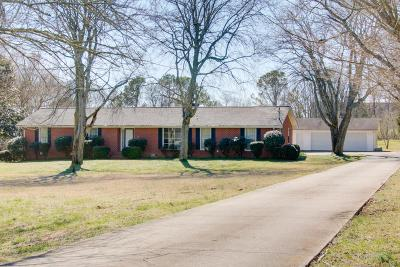 Hendersonville Rental For Rent: 115 Caldwell Drive