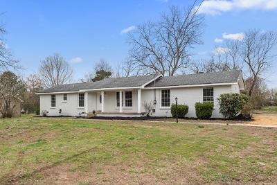 Hendersonville Single Family Home For Sale: 170 Berrywood Dr