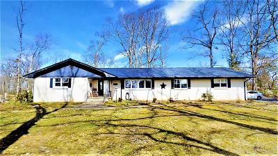 Cookeville Single Family Home For Sale: 1545 Pippin Rd