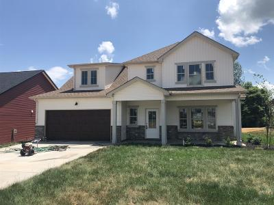 Clarksville Single Family Home For Sale: 70 Reserve At Sango Mills