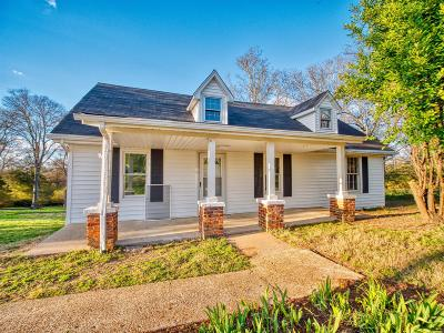 Madison Single Family Home Under Contract - Showing: 1543 Hudson Rd