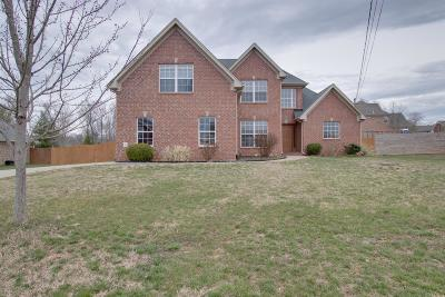 Mount Juliet Single Family Home For Sale: 136 Beagle Run