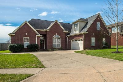 Spring Hill Single Family Home Under Contract - Showing: 1065 Neal Crest Circle